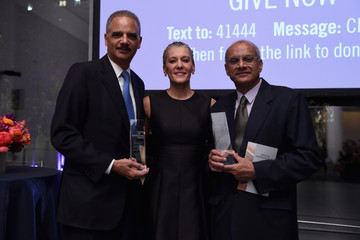 Eric Holder The Center for Reproductive Rights Hosts the 2015 Gala at the Museum of Modern Art