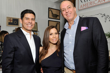 Eric Hughes Feed Supper With Lauren Bush X Nathan Turner At The Village Topanga