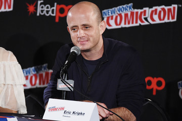 Eric Kripke 2016 New York Comic Con - Day 4