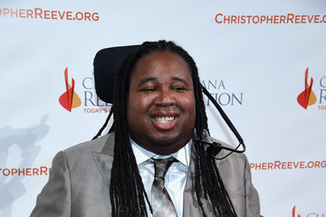 "Eric LeGrand The Christopher & Dana Reeve Foundation Hosts 25th Anniversary ""A Magical Evening"" Gala - Arrivals"