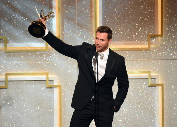 The 41st Annual Daytime Emmy Awards Show [eric martsolf,suit,formal wear,gentleman,tuxedo,businessperson,daytime emmy awards,show,beverly hills,california,the beverly hilton hotel]