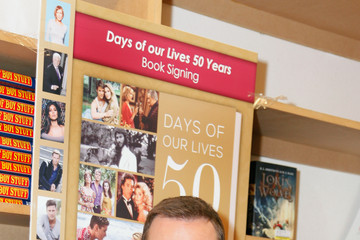 Eric Martsolf 'Days of Our Lives' Book Signing