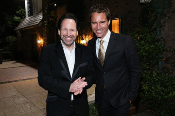 Eric McCormack Los Angeles Book Launch Party for Barry Avrich's 'Moguls, Monsters, and Madmen'