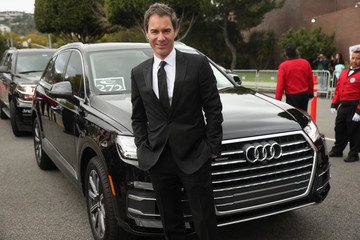 Eric McCormack Audi Arrives At The 25th Annual Elton John AIDS Foundation's Academy Awards Viewing Party