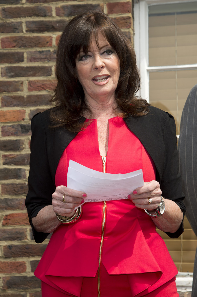 Vicki Michelle Photos Blue Plaque Unveiling In