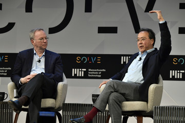 Eric Schmidt Solve At MIT: Opening Plenary - The Heart Of The Machine: Bringing Humanity Back Into Technology