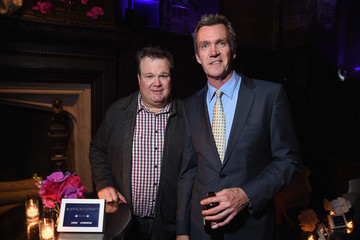 Eric Stonestreet 'Entertainment Weekly' and 'People' Celebrate the New York Upfronts - Inside