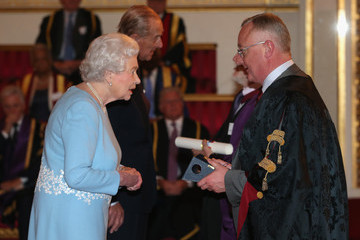 Eric Thomas The Queen's Anniversary Prizes