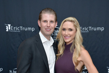 Eric Trump Stars Attend the 9th Annual Eric Trump Foundation Golf Invitational Auction and Dinner