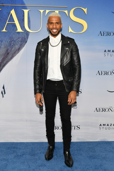 'The Aeronauts' New York Premiere