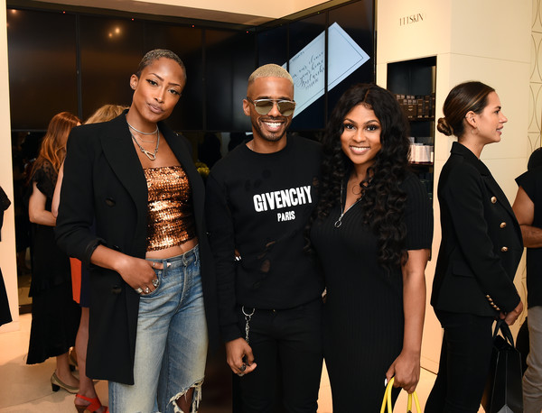 111SKIN Celebrates Bergdorf Goodman Launch With Cocktails Featuring The Beauty Gypsy