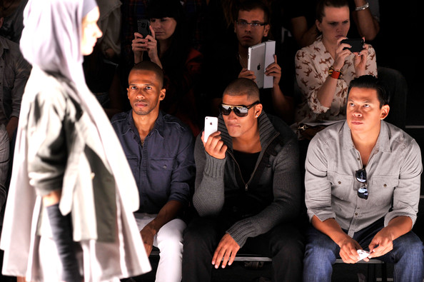 Nicholas K - Front Row - Spring 2013 Mercedes-Benz Fashion Week