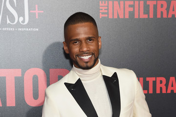 Eric West 'The Infiltrator' New York Premiere