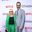 Eric White Netflix Premiere Of 'Otherhood'