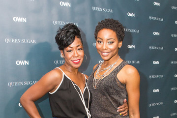 Erica Ash OWN Presents: 'Queen Sugar' Cocktail Reception At 2016 Essence Festival