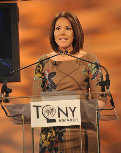 Erica Hill Pictures - The 2012 Tony Award Nominations - Zimbio
