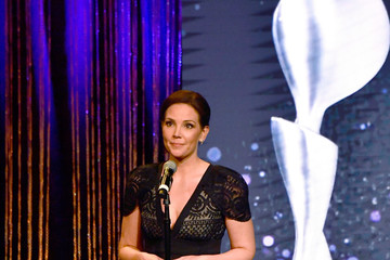 Erica Hill 43rd Annual Gracie Awards - Inside