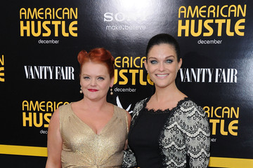 Erica McDermott 'American Hustle' Premieres in NYC — Part 2