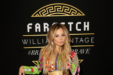 Erica Pelosini Leeman Farfetch and William Vintage Celebrate Gianni Versace Archive hosted by Elizabeth Stewart and William Banks-Blaney