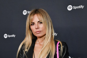 """Erica Pelosini Spotify Hosts """"Best New Artist"""" Party At The Lot Studios - Red Carpet"""