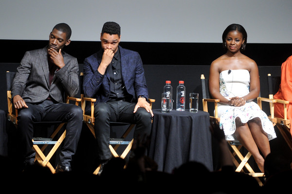 Erica Tazel Malachi Kirby Rege Jean Page Erica Tazel And Malachi Kirby Photos Roots Screening At Tribeca Film Festival Zimbio Erica tazel talks to gold derby editor daniel montgomery about her role as matilda in the history channel's remake of roots. subscribe to gold derby's. zimbio