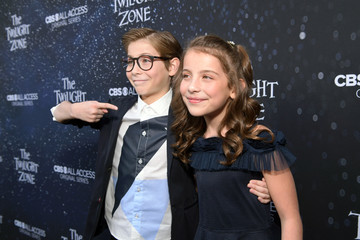 """Erica Tremblay CBS All Access New Series """"The Twilight Zone"""" Premiere - Red Carpet"""