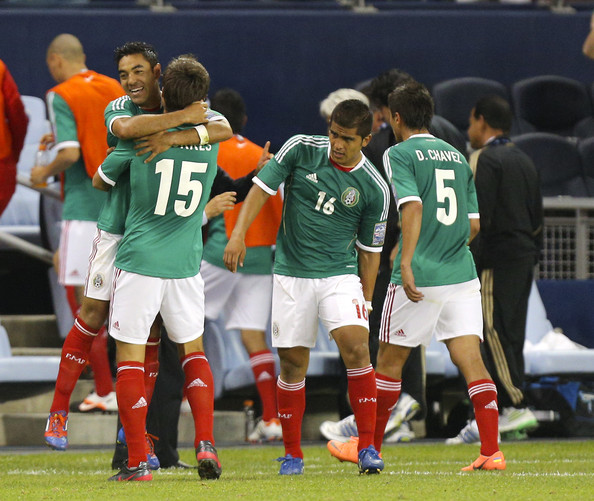 2012 CONCACAF Men's Olympic Qualifying - Final