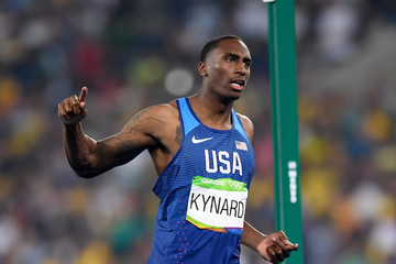 Erik Kynard Athletics - Olympics: Day 9