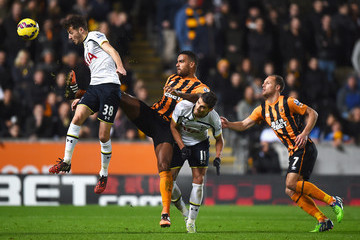 Erik Lamela Hull City v Tottenham Hotspur - Premier League
