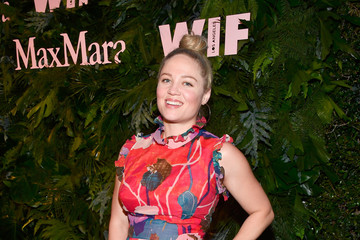 Erika Christensen Max Mara Celebrates Alexandra Shipp - The 2018 Women In Film Max Mara Face Of The Future