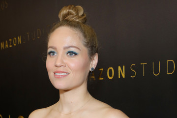 Erika Christensen Amazon Studios Golden Globes After Party - Red Carpet