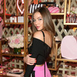 Erika Costell Victoria's Secret Hosts Ultimate Girls Night in With Angels Josephine Skriver and Romee Strijd