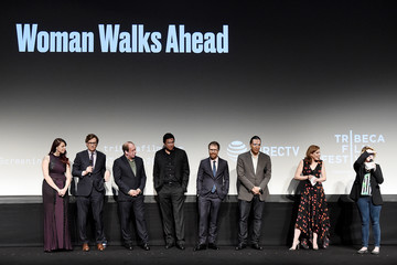 Erika Olde 'Woman Walks Ahead' - 2018 Tribeca Film Festival