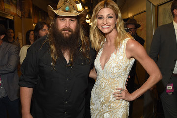 Erin Andrews 2016 CMT Music Awards - Backstage & Audience