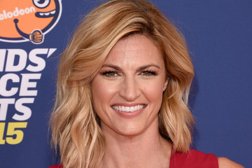 Erin Andrews Nickelodeon Kids' Choice Sports Awards 2015 - Arrivals