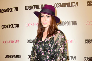 Erin Cummings Cosmopolitan's 50th Birthday Celebration - Red Carpet
