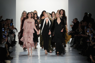 Erin Fetherston Erin Fetherston - Runway - February 2017 - New York Fashion Week: The Shows