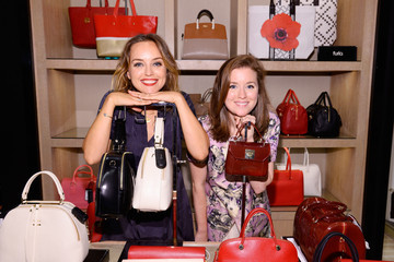 Erin Framel Furla X the Glamourai at Bloomingdale's
