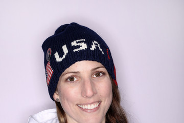 Erin Hamlin The Today Show Gallery of Olympians
