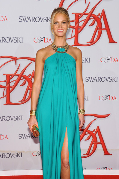 Erin Heatherton - 2012 CFDA Fashion Awards - Arrivals