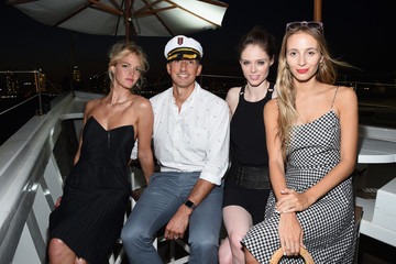 Erin Heatherton All Aboard! W Hotels Toasts the Upcoming Opening of W Amsterdam with 'Captains'