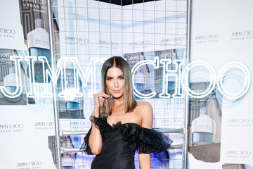 Erin Holland Jimmy Choo 'Urban Hero' Australia Launch Party