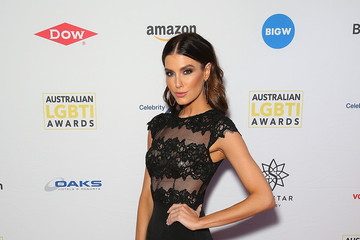 Erin Holland Australian LGBTI Awards - Arrivals