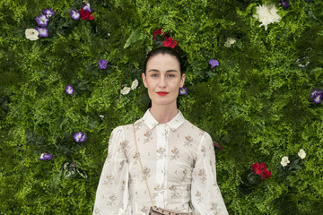 Erin O'Connor A Day At The Championships With Official Beer Of The Tournament - Stella Artois