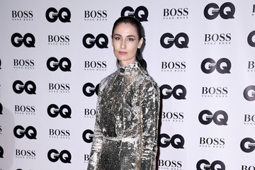 Erin O'Connor GQ Men of The Year Awards - Red Carpet Arrivals