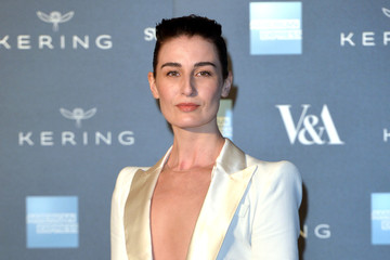 Erin O'Connor 'Alexander McQueen: Savage Beauty' Private View