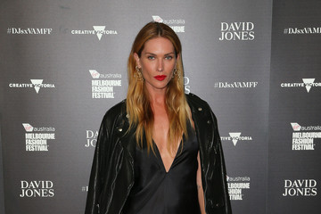 Erin Wasson David Jones Opens Melbourne Fashion Festival 2016 - Arrivals