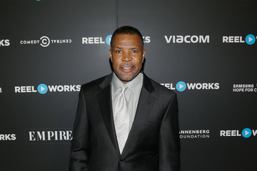 Eriq La Salle Reel Works Benefit Gala 2016