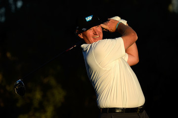 Ernie Els Shriners Hospitals For Children Open - Round Two