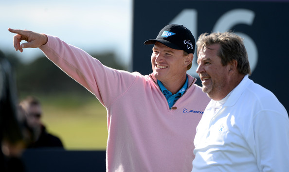 Alfred Dunhill Links Championship: Day 1